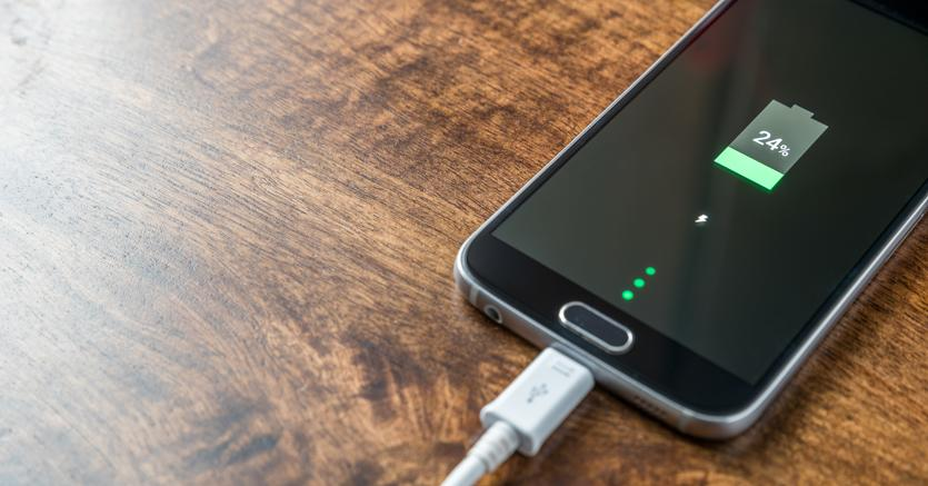 Come gestire le batterie degli Smartphone